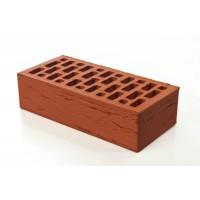 Кирпич керамический «Красный» 1НФ риф