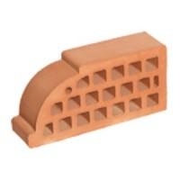 Кирпич керамический фасонный тип Ш-8 ТУ 5741-001-43860397-00